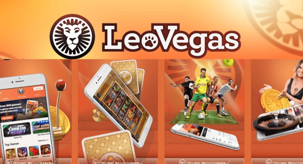 LeoVegas casino could be best for you