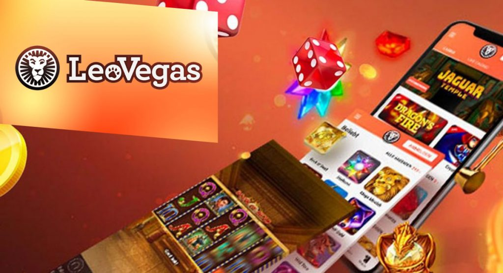 Leovegas is many betting games and poker games
