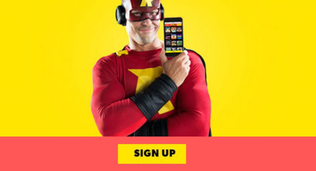 Rizk Casino sign up