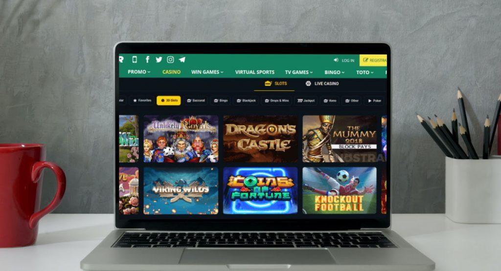 Betwinner online casino game