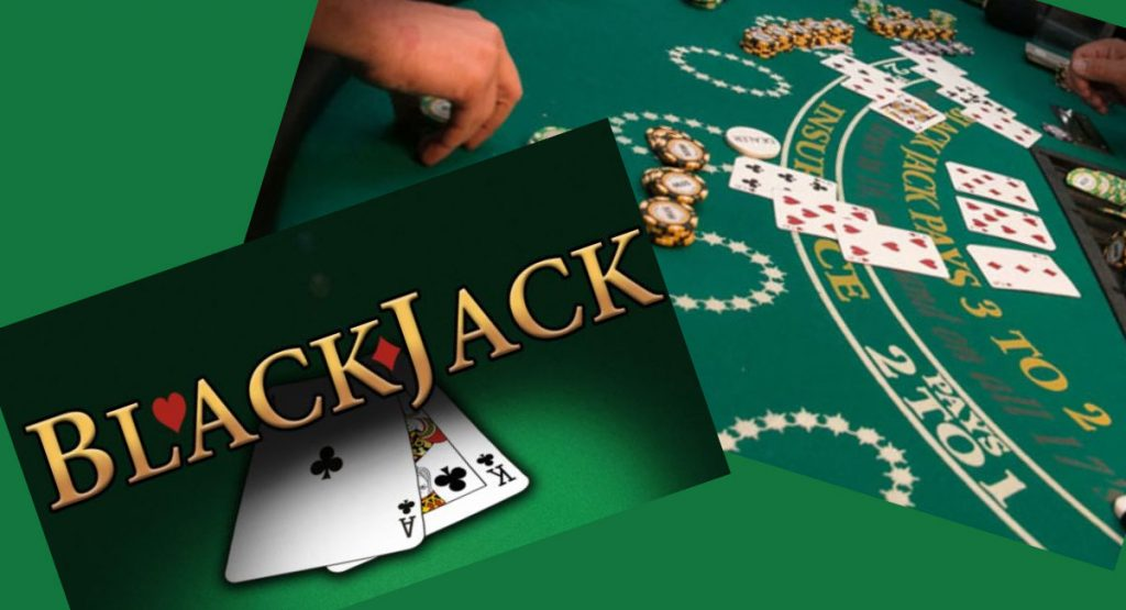 Blackjack is the fusion of both strategy and fun