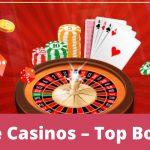 Online casinos are the best bonuses